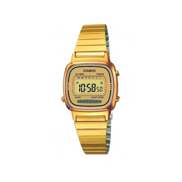 Casio Retro Double